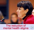 The reduction of mental health stigma