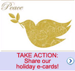 TAKE ACTION: Share our holiday e-cards!